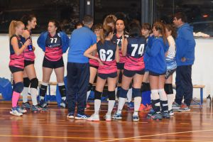 VOLLEY: 2° VITTORIA IN 2° DIVISIONE, SCONFITTA L'UNDER 14