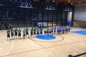 CALCIO A5 UNDER 19: MGM 2000 - OLYMPIC MORBEGNO 0-1
