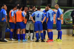 CALCIO A 5/C1: DERVIESE-OLYMPIC MORBEGNO 14-8