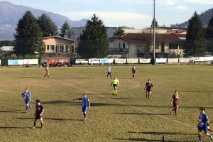 PRIMA CATEGORIA: GALBIATE-OLYMPIC MORBEGNO  3-2