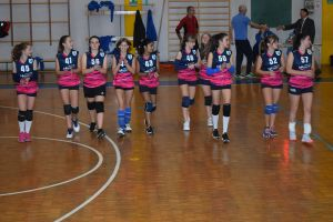 VOLLEY: PARTITA LA STAGIONE UNDER 14 E UNDER 16