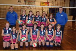 UNDER 12 E UNDER 13 CHIUDONO IL VOLLEY TARGATO 2019