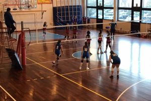 VOLLEY: ESORDIO CASALINGO PER UNDER 14 E UNDER 16