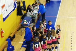 VOLLEY: UNDER 13  SCONFITTA IN TRASFERTA