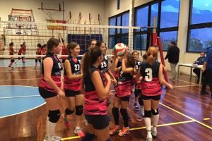VOLLEY U13: OLYMPIC MORBEGNO-SACRO CUORE 3-0