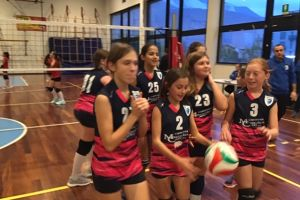 VOLLEY UNDER 13: TALAMONESE-OLYMPIC MORBEGNO 2-1