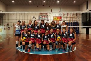 VOLLEY; FINE SETTIMANA PERDENTE PER L'UNDER 13 E L'UNDER 16